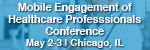  Mobile Engagement of Healthcare Professionals Conference
